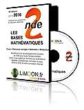 Les Bases Mathematiques en Seconde 2016 - Soutien Scolaire en Videos - Maths 2nde...
