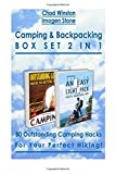 Camping & Backpacking BOX SET 2 IN 1: 80 Outstanding Camping Hacks For Your Perfect Hiking!: (Backpacking, Backpacking For Beginners, backpacking 101, ... guide, backpacking recipes, camping)