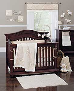 babies r us little lamb 7 piece crib bedding set baby. Black Bedroom Furniture Sets. Home Design Ideas