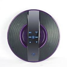 buy Miroad Q3 Wireless Bluetooth Speaker Ufo-Shaped 2X6W Sound Box Subwoofer Mic Handsfree Speakphone