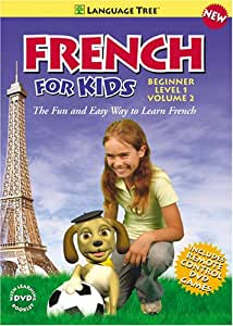 French for Kids – Children French Learning DVD, CD, Books