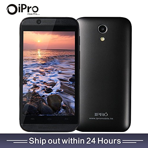 Unlocked Smartphone 4.0 Inch Dual SIM Android 4.4 with Dual Core 1.0ghz Processor GSM / 3g/ Wifi Network Bluetooth No Contract Phones Mobile Phone (Black) (Mobile Phone Sale compare prices)