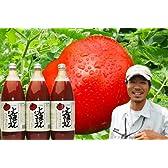 新潟県魚沼産 阿部さんの完熟 トマトジュース6本セット