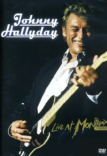 johnny hallyday live at montreux 1988 di johnny hallyday film per tutti ebay. Black Bedroom Furniture Sets. Home Design Ideas