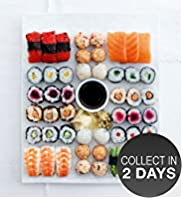Large Sushi Sharing Platter (48 pieces)