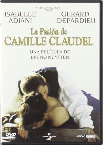 La pasión de Camille Claudel [DVD]