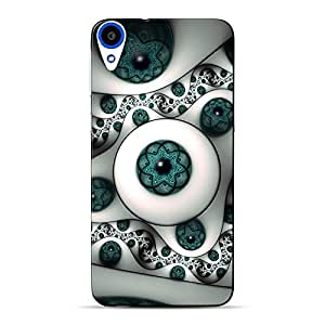 Mobile Back Cover For HTC Desire 820S (Printed Designer Case)