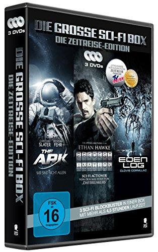 Die große Sci-Fi Box - Die Zeitreise-Edition (3 Disc-Set)