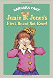 Junie B. Jones's First Boxed Set Ever! (Books 1-4) (0375813616) by Park, Barbara