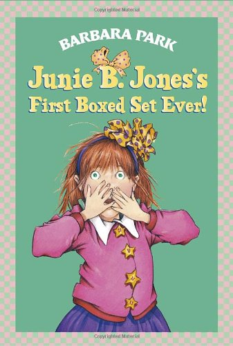 Junie B. Joness First Boxed Set Ever! (Books 1-4)