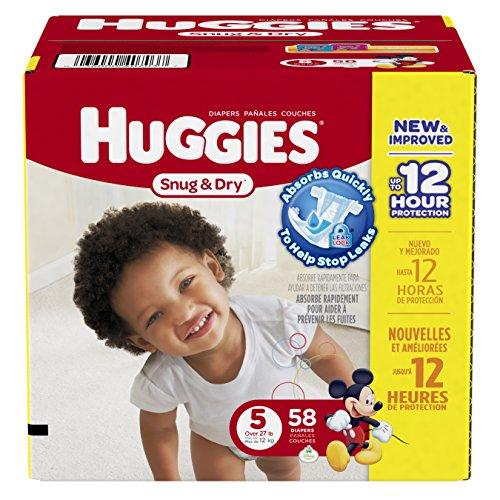 Huggies 5