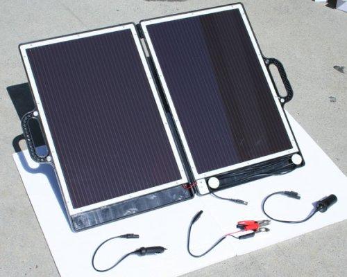 12V Briefcase Solar Generator