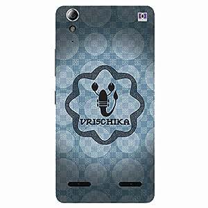 Vrischika - Mobile Back Case Cover For Lenovo A6000 Plus