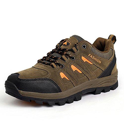 All'aperto sport e tempo libero scarpe/ scarpe antiscivolo usura maschile/ outdoor trekking scarpe-B Lunghezza piede=26.3CM(10.4Inch)