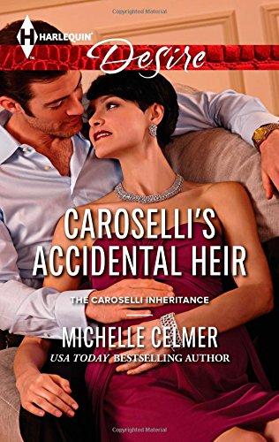 Image of Caroselli's Accidental Heir (Harlequin Desire\The Caroselli Inheritan)
