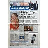 FIGARO (LE) N? 19965 du 08-10-2008 OBAMA - MCCAIN - LES MOTS CLES DE LA CAMPAGNE L'EUROPE S'ENGAGE A EVITER TOUTE...
