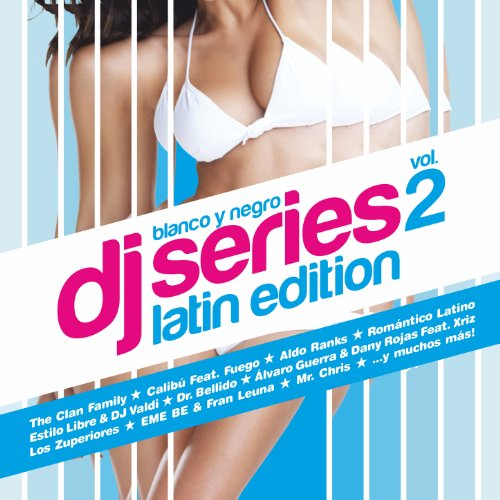 VA-Blanco Y Negro DJ Series Latin Edition Vol.2-(CXCD491)-ES-2CD-FLAC-2013-WRE Download