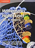 Mathematics for the IB Diploma: Higher Level with CD-ROM (1107661730) by Fannon, Paul