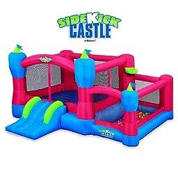 Blast Zone Sidekick Bounce House