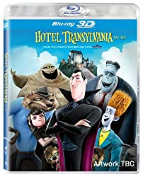 Hotel Transylvania (Blu-ray 3D + UV Copy)) [2012][Region Free]