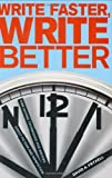 Write Faster, Write Better (1582972869) by Fryxell, David