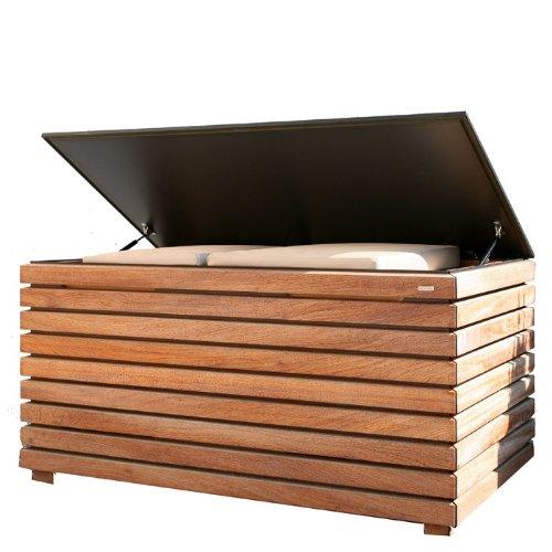 Conmoto Kissentruhe – Forte – Kambala-Holz – 64x130x72 online bestellen