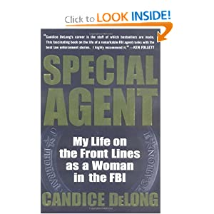 Special Agent - Candice Delong