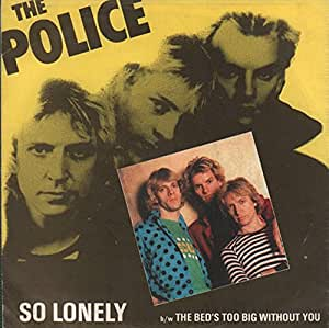 So Lonely The Police