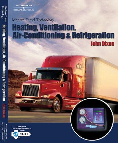 Modern Diesel Technology: Heating, Ventilation, Air...