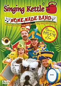The Singing Kettle - Homemade Band [DVD]