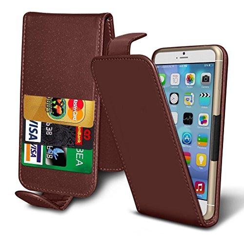 Brown-couteurs-pour-Samsung-Galaxy-J5-Premier-tui-housse-couvrir-poucin-les-oreillettes-mains-libres-stro-tui-housseque-tui-housseque-avec-micro-intgr-et-bouton-MarcheArrt-pour-micro-tlphone-Samsung-G