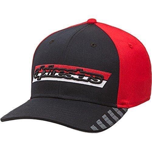 Alpinestars Hat (Tier) (Black,Small/Medium) by Alpinestars
