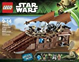 LEGO Star Wars Jabbas Sail Barge 75020