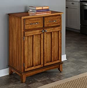 cottage oak small dining room buffet cabinet. Black Bedroom Furniture Sets. Home Design Ideas