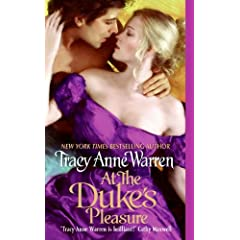 At the Duke's Pleasure by Tracy Anne Warren
