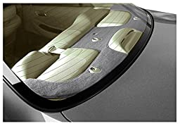 Coverking Custom Fit Dashcovers for Select Chevrolet Malibu Models - Poly Carpet (Gray)
