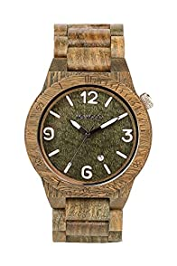 WeWood Alpha Eco-friendly Watch (Army)