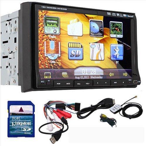 ouku ouku inch double din in dash touchscreen lcd monitor ouku 7 inch double din in dash touchscreen lcd monitor dvd cd