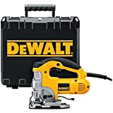 DEWALT DW331K 6.5 Amp Top Handle Jig-Saw (Color: Yellow, Tamaño: Others)