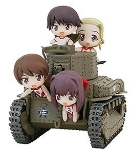 ガールズ&パンツァー 八九式中戦車 エンディングVer.(フィギュア4体付)
