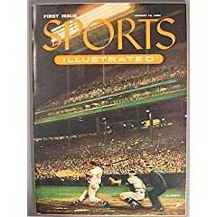 Buy Sports Illustrated - 1954 First Issue- Unused Mint ! by Conway's Vintage Treasures