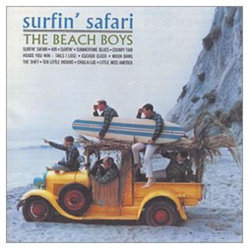 SURFIN' SAFARI/SURFIN USA