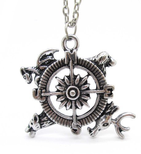 Cyqun(Tm) Game Of Thrones Necklace,A Great Gift For Game Of Thrones Fans