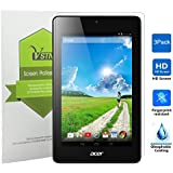 Acer Iconia ONE 7 B1-750 screen protector, VSTN® Ultra-thin (3 Pack) HD clear protector for Acer Iconia ONE 7 B1-750 tablet . (1 pcs)