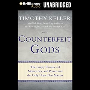 Counterfeit Gods Audiobook