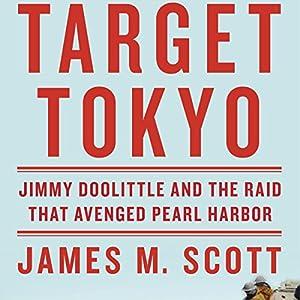 Target Tokyo Audiobook