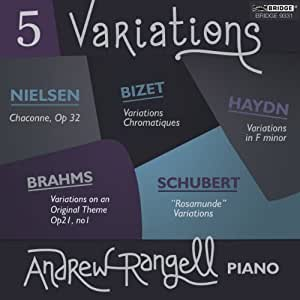 Andrew Rangell: 5 Variations