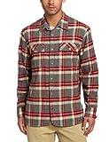Gramicci Men's Avery Shirt Jacket (Rumba Red, Large)