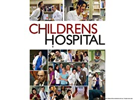 Childrens Hospital: The Complete Second Season