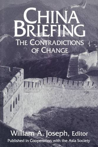 China Briefing: The Contradictions of Change (China Briefing, 1995-96)